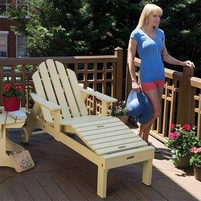 Adirondack Chaise Lounge - Paper Plan
