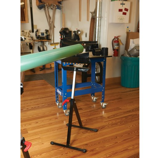 View a Larger Image of Adjustable 4-N-1 Work Support Stand