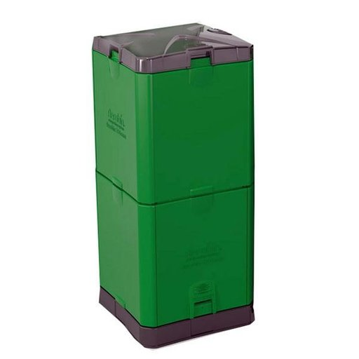 View a Larger Image of Aerobin Insulated 55 Gallon Compost Bin
