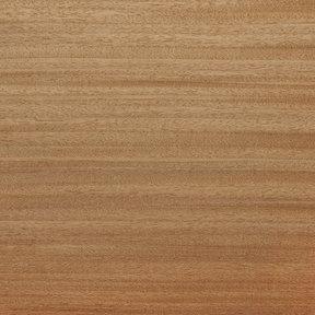 Afromosia Veneer Sheet Quarter Cut 4' x 8' 2-Ply Wood on Wood