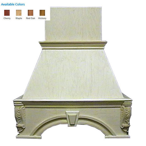"""View a Larger Image of 48"""" Decorative Keystone Hickory"""