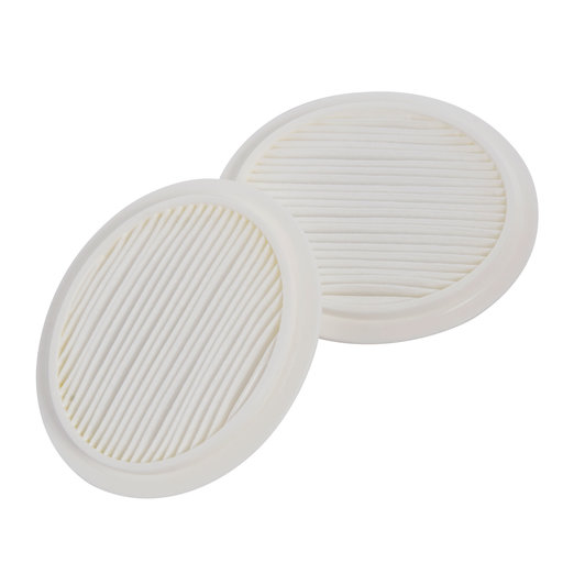 View a Larger Image of Air Stealth Half Mask Dust Mask - NIOSH Filter pack - 1 Pair