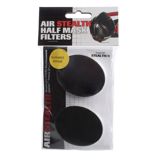 View a Larger Image of Air Stealth Nuisance NIOSH Filters, 5 Pack
