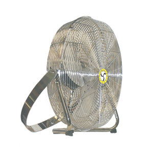 Air Circulator Totally Enclosed Motor High Velocity Fan, Low Stand
