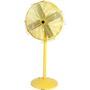 Heavy Duty Safety Yellow Air Circulator