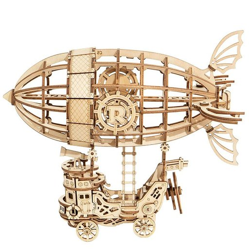 View a Larger Image of Airship 3D Puzzle Kit