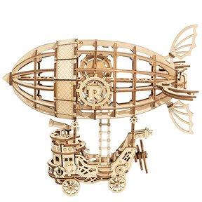 Airship 3D Puzzle Kit