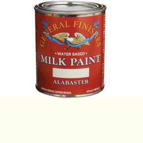 Alabaster Milk Paint Water Based Pint