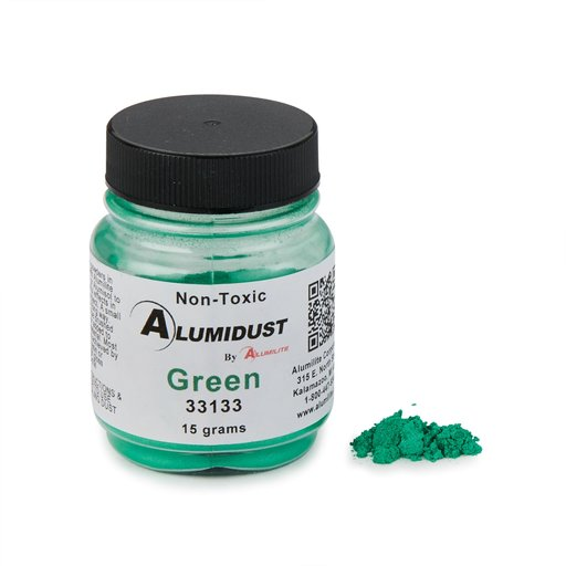 View a Larger Image of Alumidust Green 15gram