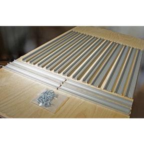 Aluminum Expandable Track Table Kit