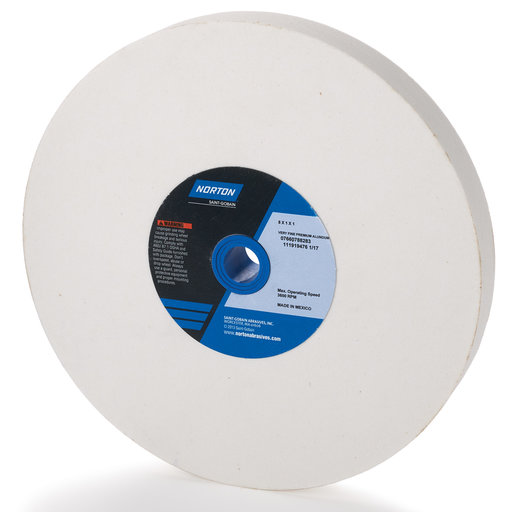 View a Larger Image of Aluminum Oxide 8x1x1 Wheel 150grr