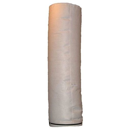 """View a Larger Image of Custom Dust Collection Bag, 24"""" D x 72"""" L"""