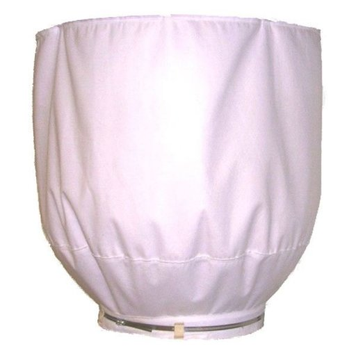 """View a Larger Image of Custom Dust Collection Bag, 24"""" Opening"""