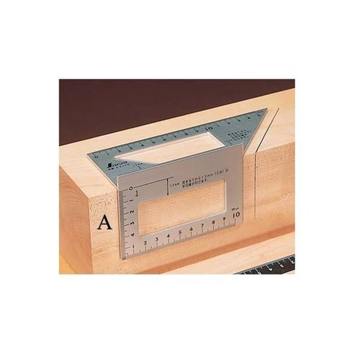 View a Larger Image of Angle Scribing Gauge - Shinwa