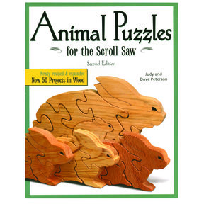 Animal Puzzles for the Scroll Saw 2nd Edition