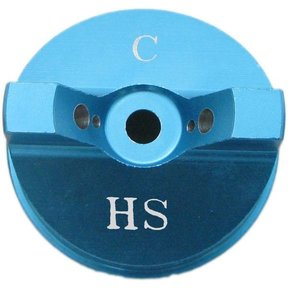 "Air Cap HS  ""C"" 1.8mm-2.0mm"
