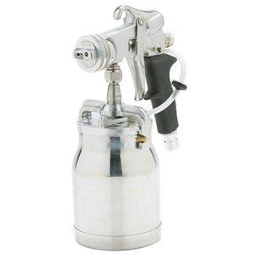 E5011 Bleeder Style Spray Gun with 1 Quart Cup