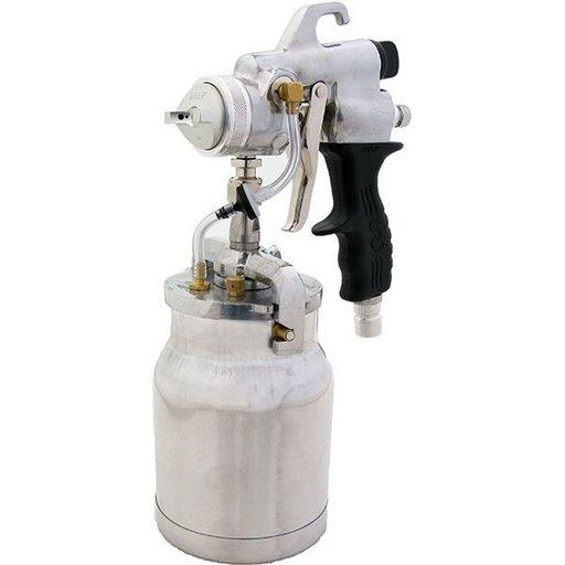 View a Larger Image of E7000 Non-Bleed Spray Gun with 1 Quart Cup