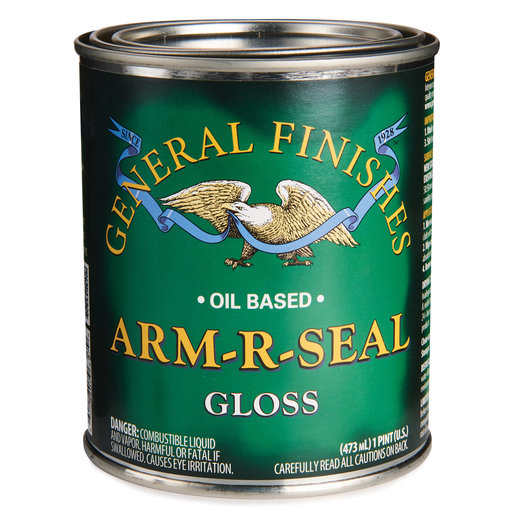 View a Larger Image of Gloss Arm-R-Seal Varnish Solvent Based Pint