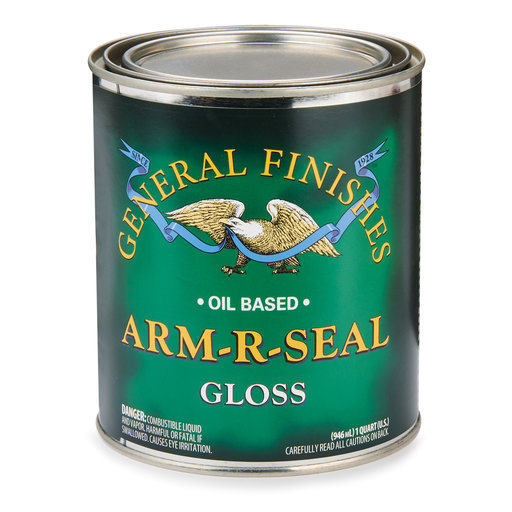 View a Larger Image of Gloss Arm-R-Seal Varnish Solvent Based Quart