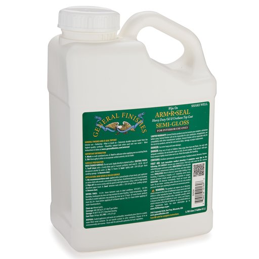 View a Larger Image of Semi-Gloss Arm-R-Seal Varnish Solvent Based Gallon
