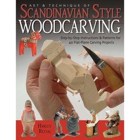 Art & Technique of Scandinavian-Style Woodcarving