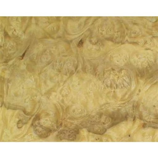 View a Larger Image of Ashburl, Olive 4'X8' Veneer Sheet, 10MIL Paper Backed