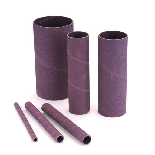 """View a Larger Image of 6"""" Sanding Sleeve Assortment 80 Grit 6 pc"""