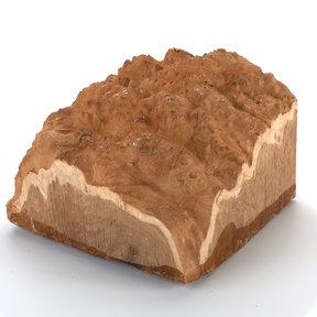 Australian Brown Mallee Burl Turning Blank - 2 kg - 4 kg