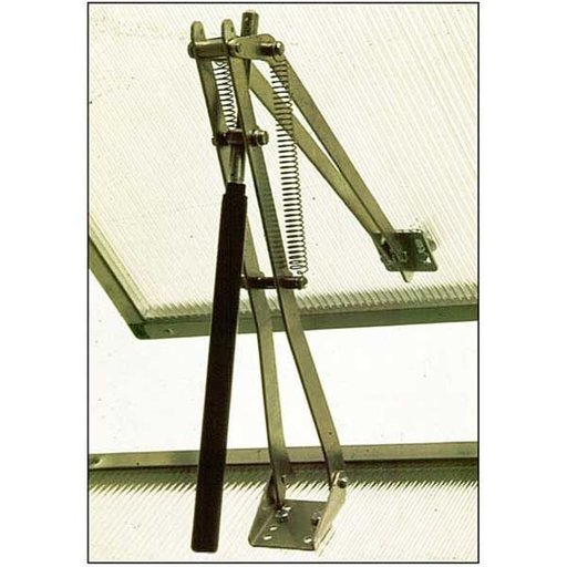 View a Larger Image of Auto Roof Window Opener for Bio Star Greenhouses