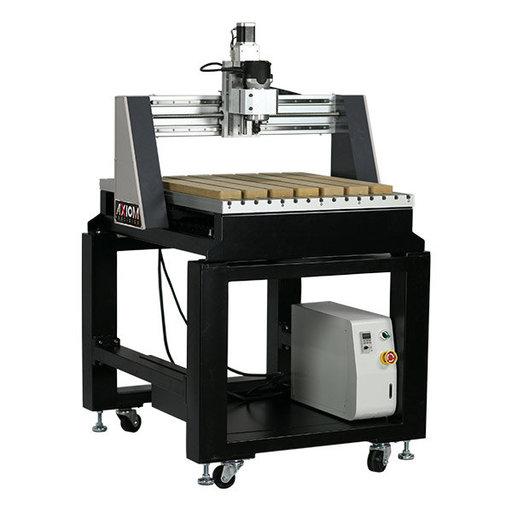 "View a Larger Image of Axiom AR4 Basic AutoRoute 24"" x 24"" CNC Machine"