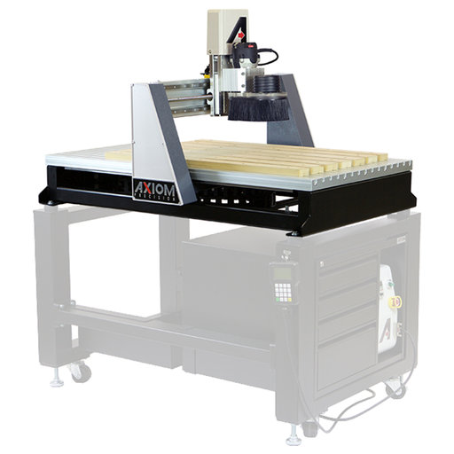 "View a Larger Image of Axiom AR6 Basic AutoRoute 24"" x 36"" CNC Machine"