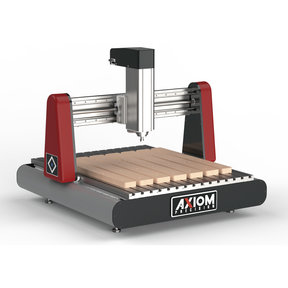 """Iconic 24"""" x 24"""" for Axiom CNC Router"""
