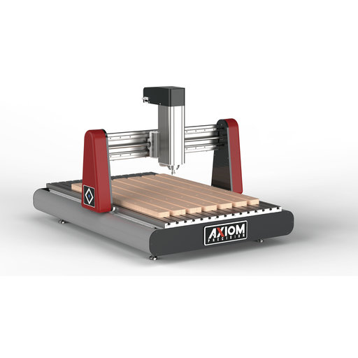 """View a Larger Image of Iconic 24"""" x 36"""" CNC Router"""