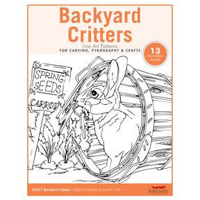 Backyard Critters Pattern Pack