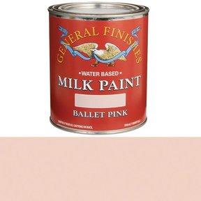 Ballet Pink Milk Paint Water Based Quart