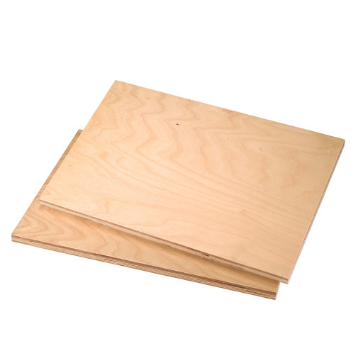 """View a Larger Image of Baltic Birch Plywood 18mm-3/4"""" x 12"""" x 60"""" Nominal Finished 2-sides"""