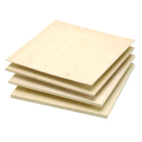 """Baltic Birch Plywood 6mm-1/4"""" x 30"""" x 48"""""""