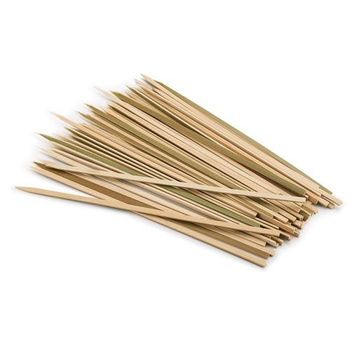"""View a Larger Image of Bamboo 12"""" Flat Skewers 50pc"""