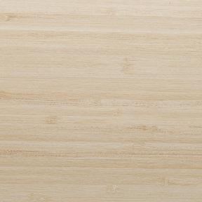 Bamboo Veneer Sheet White Vertical Grain 4' x 8' 2-Ply Wood on Wood