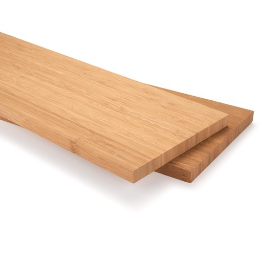 """View a Larger Image of Bamboo 3/4"""" x 8"""" x 30"""" Vertical Grain Carmelized Dimensioned Wood"""
