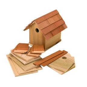 Barn Birdhouse Kit