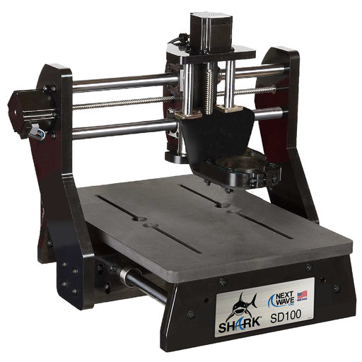 View a Larger Image of SHARK SD100 CNC Machine