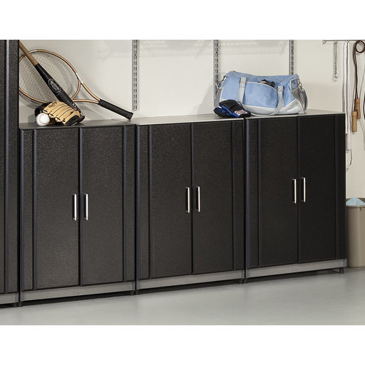 View a Larger Image of Base Cabinet 2-Door, Black