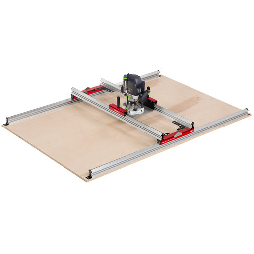 View a Larger Image of Basic Slab Flattening Mill