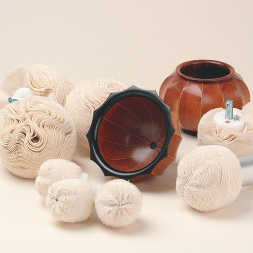 """View a Larger Image of 3"""" Bowl Buff Set of 3"""