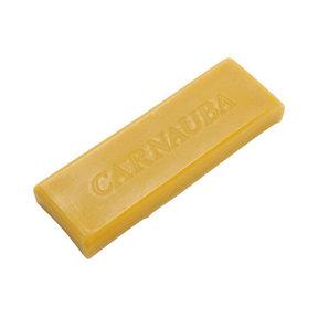 """Clear Wax Carnuba 5-1/2"""" x 2"""" x 5/8"""" Bar"""