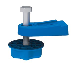 Bench Clamp Base For Bench Dog Holes