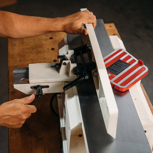 """View a Larger Image of 6"""" Helical Head Benchtop Jointer"""