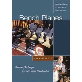 Bench Planes: Tools and Techniques from a Master Woodworker (DVD)